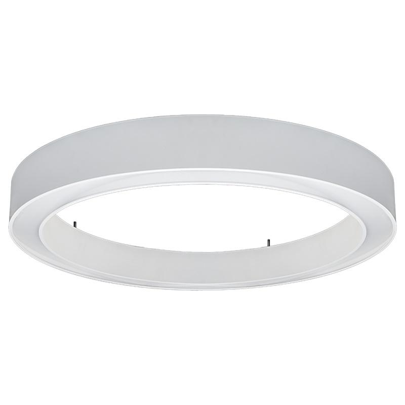 Led designer deckenlampe rund 100cm 100w 4000k osram led for Deckenlampe rund led