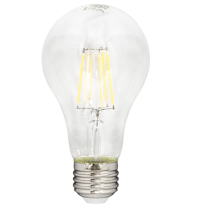 Led Wandstrahler Stripes : LED Leuchtbirne E27 10W 2700K klar