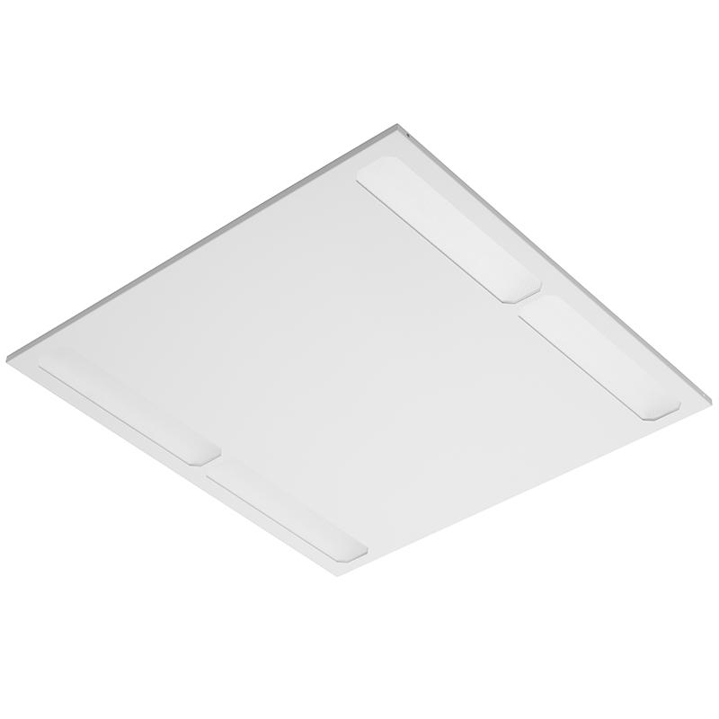 DELTA Design LED Panel 62x62cm UGR19  Rasterdecke 4250Lm 5 J. Garantie