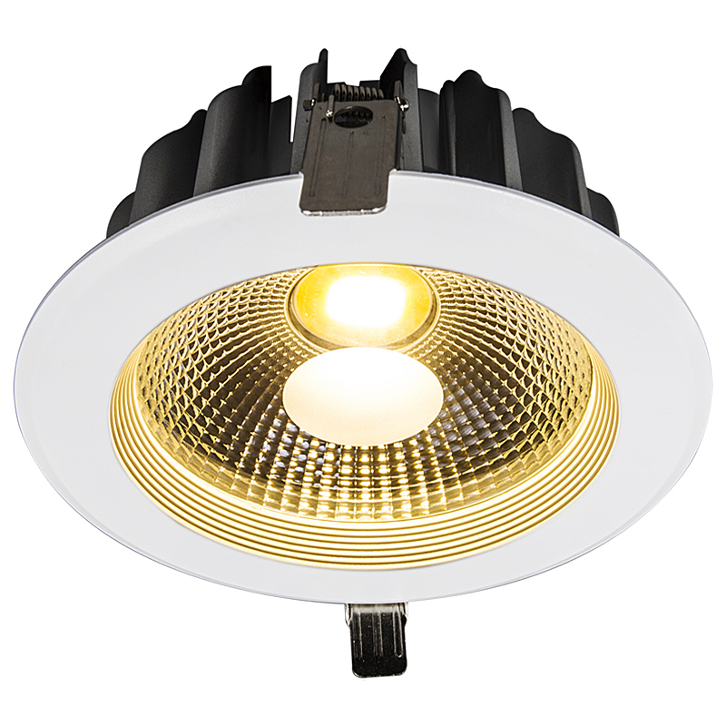 LED Downlight 20W High Lumen 180x83mm 3000K
