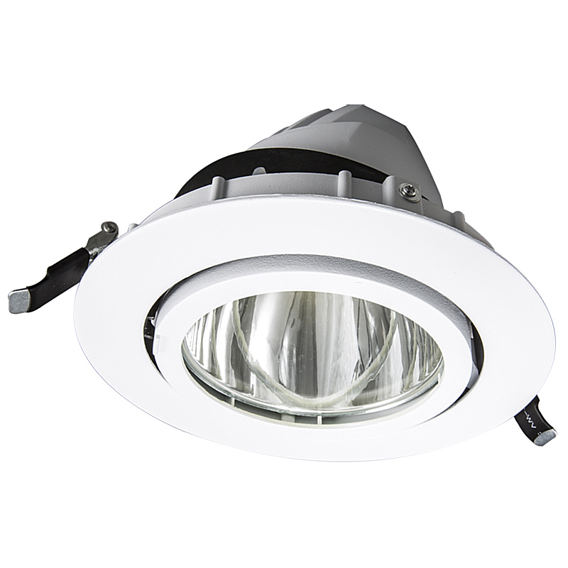 LED Downlight 20W rund Zoom 20,4 cm 3000K/4500K/6000K