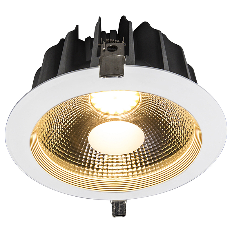 LED Downlight 30W High Lumen 220x103 mm 3000K