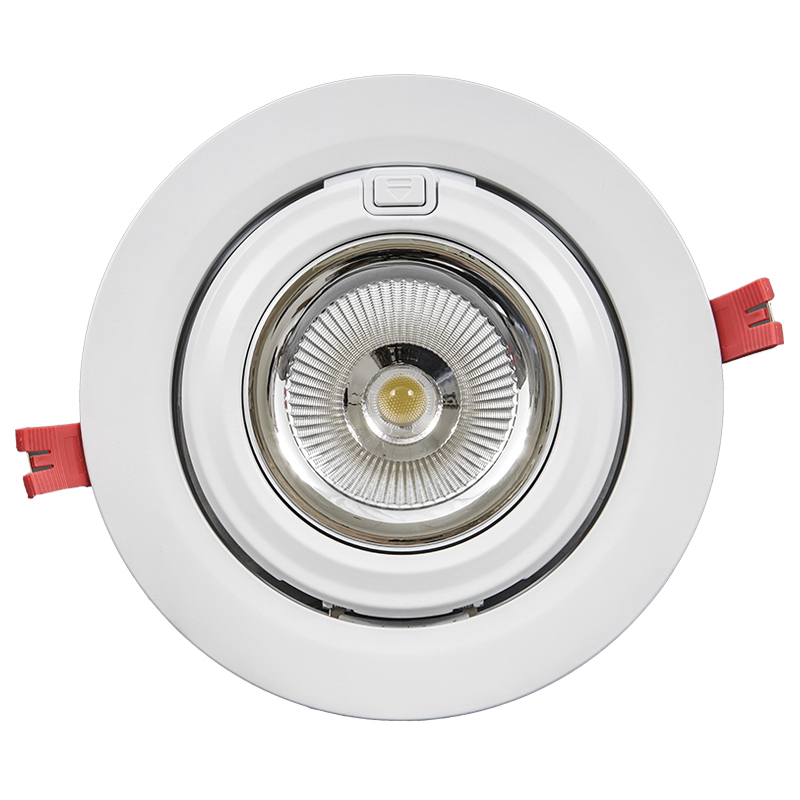 LED Downlight 48W rund 25 cm 4500K