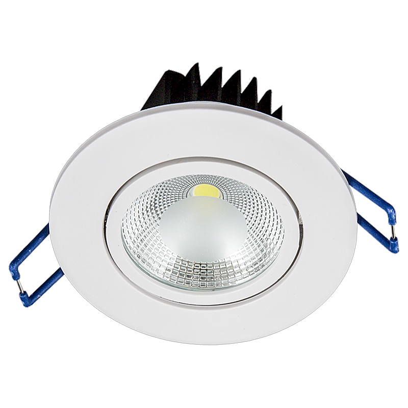 LED Downlight 5W rund 8,8 cm 3000K/6000K