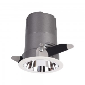 LED Downlight 6W CRI>95 schwenkbar Ø 65mm 4000K 400lm 5 j. Garantie