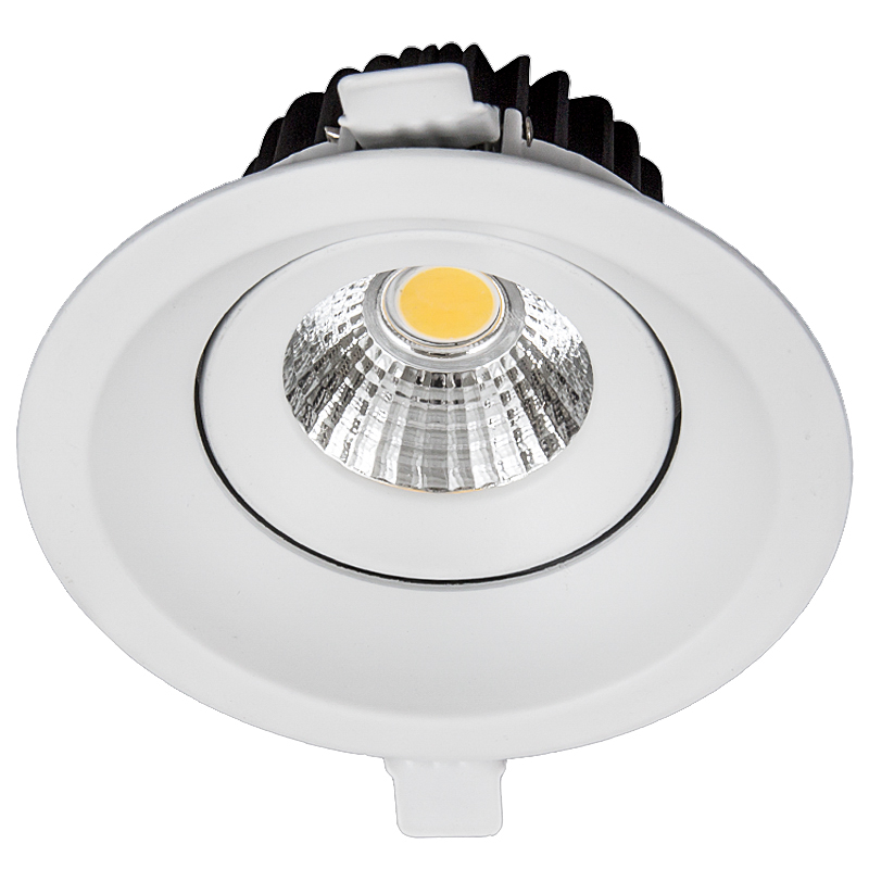 LED Downlight 8W rund 10,3cm 3000K/4500K/6000K
