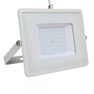 LED Flutlicht 50W SMD SAMSUNG Chip Gehäuse Weiß 6400K