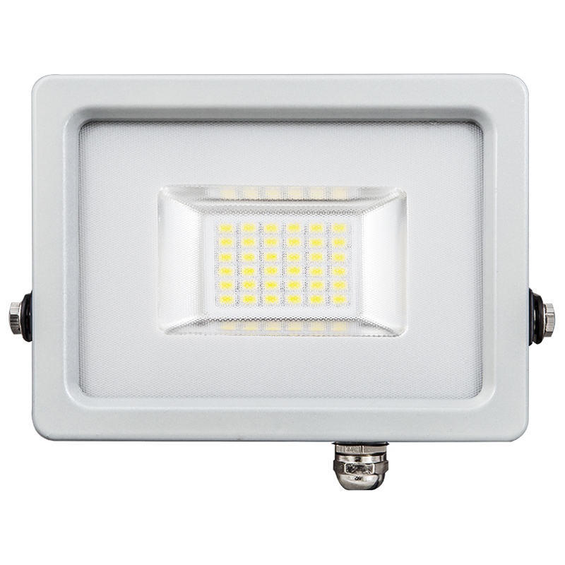 LED Flutlicht 20W Ultra Slim IP65 3000K/4500K/6000K