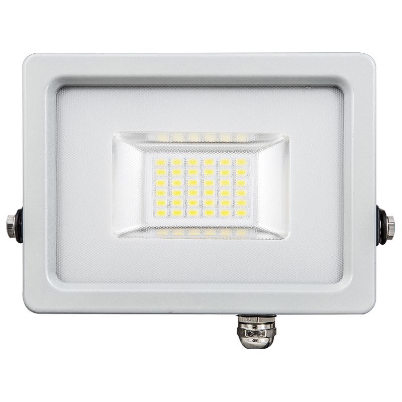 LED Flutlicht 20W Ultra Slim IP65 3000K/4500K/6000K