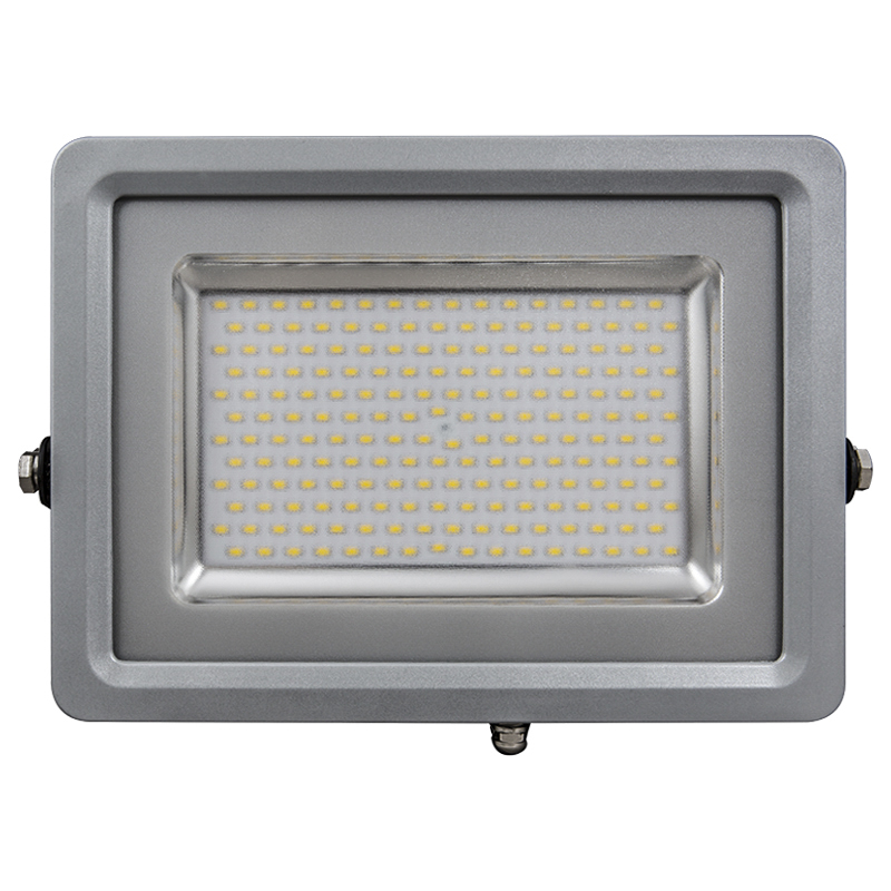 LED Flutlicht 100W Ultra Slim IP65 3000K/4500K/6000K