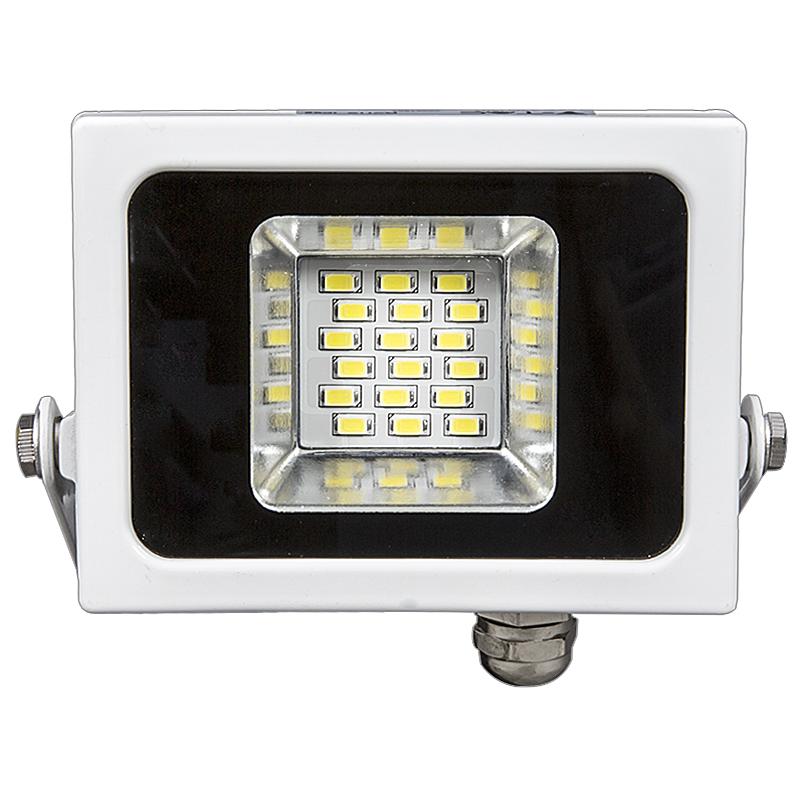 LED Flutlicht 10W Ultra Slim IP65 4500K/6000K weiß