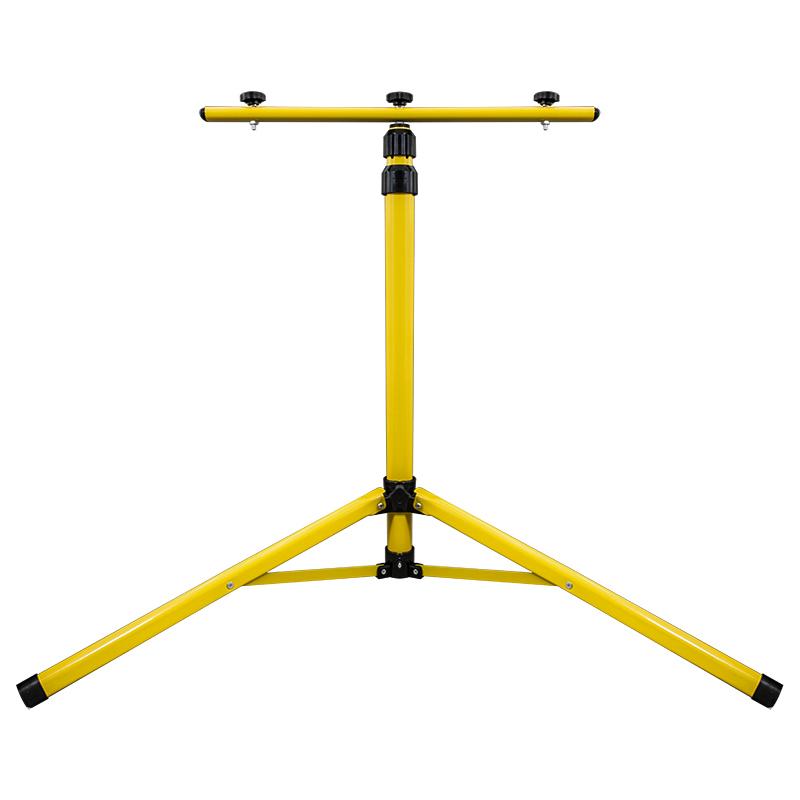 Stativ für 2 LED Fluter LED-TRIPOD-STAND Gelb