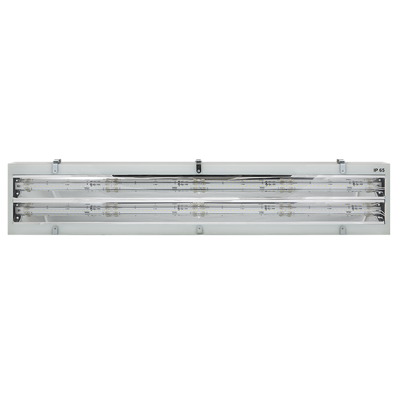 LED Hallen- und Flächentiefstrahler 100W 13200lm 6500K OSRAM LED IP65