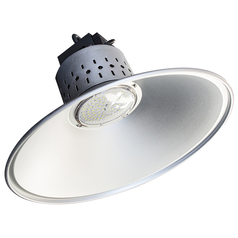 LED HIGH LUMENS Hallentiefstrahler 100W 4500K/6000K Highbay