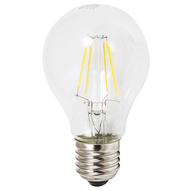 LED Leuchtbirne E27 6W 2700K/4500K klar