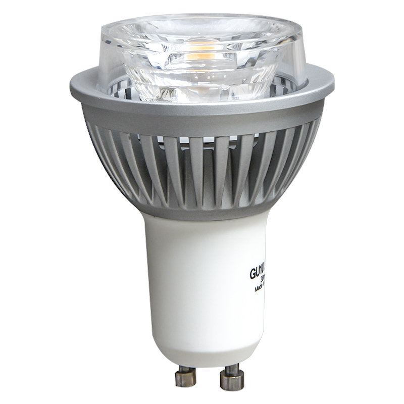 LED Spotlight 5.6W GU10 3000K Strahler