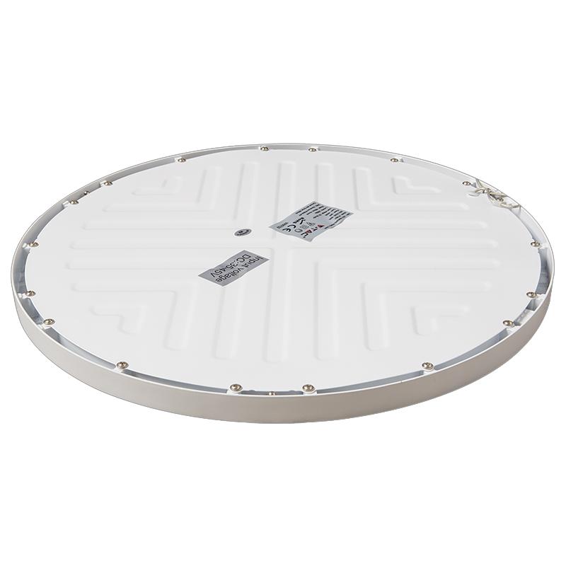 led pendelleuchte 50cm rund 36w 2880lm 3000k 4500k 6000k panel leuchte lampe ebay. Black Bedroom Furniture Sets. Home Design Ideas
