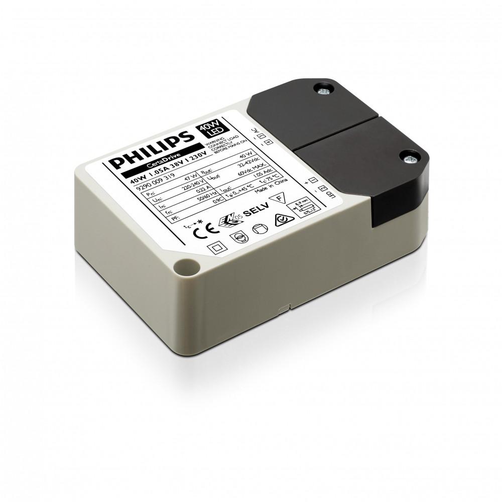 Philips 40W CertaDrive LED Treiber 1.05A 38V I 230V Trafo nicht dimmbar