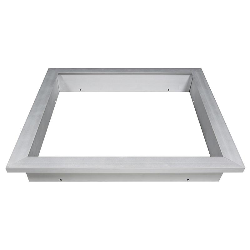Deckeneinbaurahmen für LED Panel
