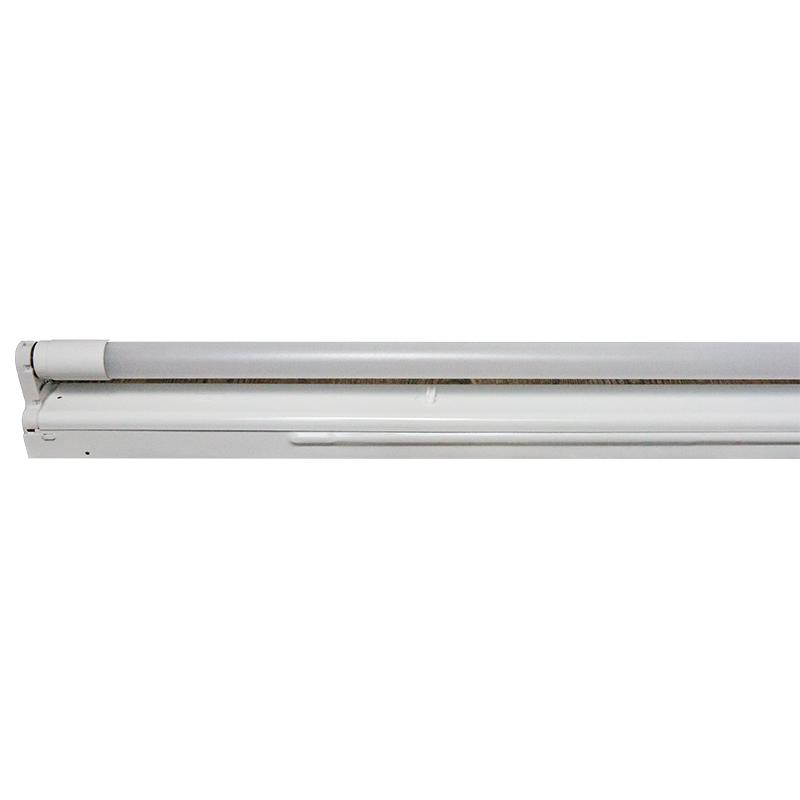 Fassung  Halterung mit LED Röhre T8 150cm 22W 3000Lm 5 Jahre Garantie