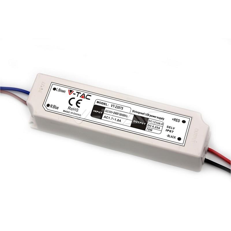 LED Netzteil - 150W 12V IP67 Kunststoff